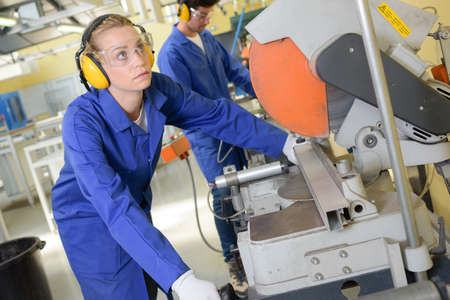 master degree: young qualified people forced to work at the factory