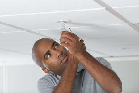 lighting technician: solving the bulb problem