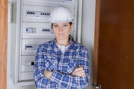 installer: female line installer