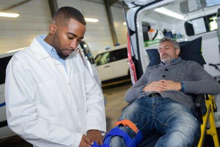 tending: tending the patient