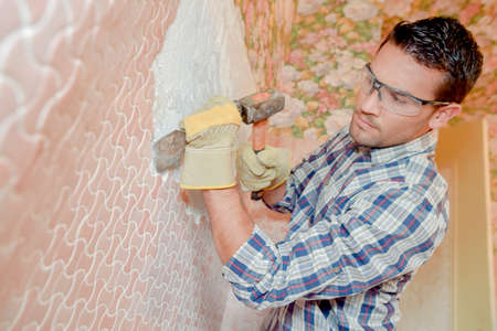 reconstruct: Chiseling a wall
