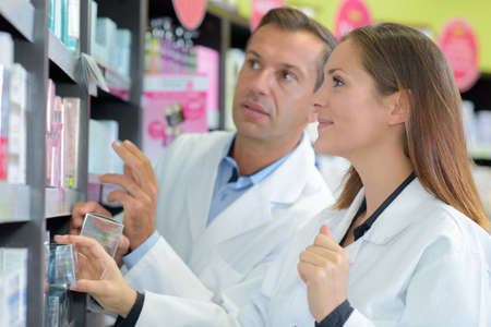 oversee: assisting a newly hired pharmacist