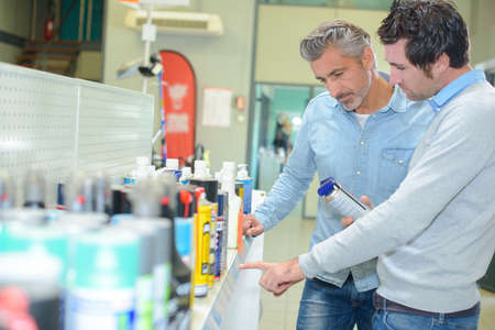 buying: buying cleaning products