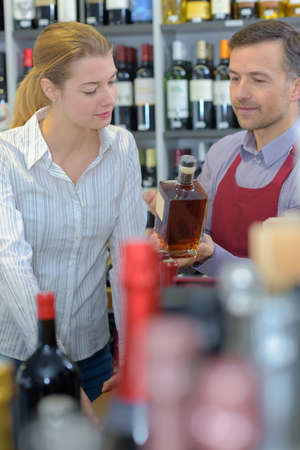 suggestion on the liquor