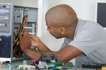 panel: checking the electrical panel