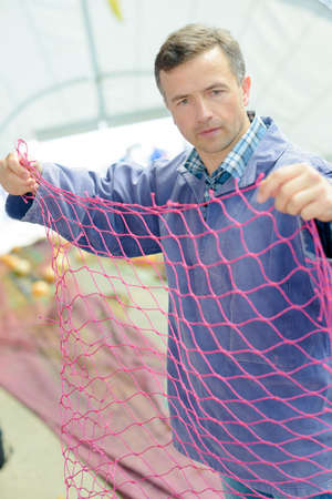 grower: grower sorting out net