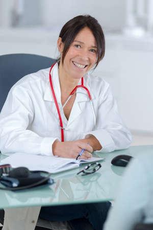 healthcare and medicine: healthcare and medicine doctor Stock Photo