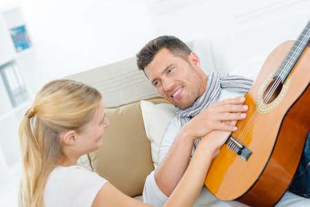 looker: the guitar