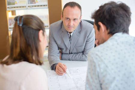 showing the floor plan