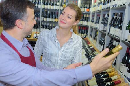 moderation: buying some wine bottles