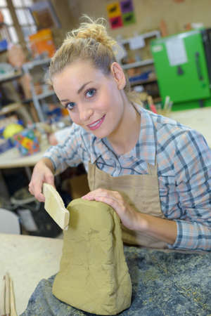 hardened: transforming a clay