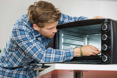 portables: mending the portable oven