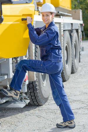 truck elevator operator