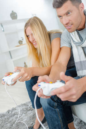looker: when you play a video game