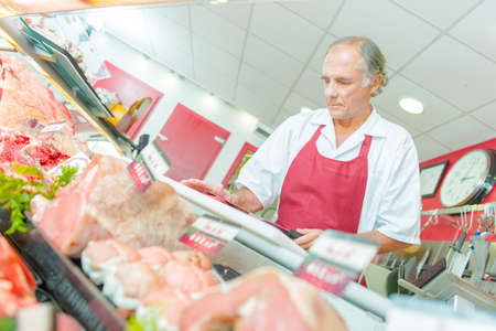 looker: the butcher and the meat