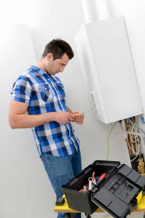 Fixing the boiler system