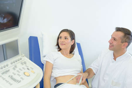 pregnancy ultrasound appointment
