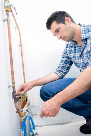 lazy plumber