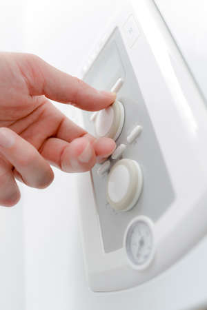 regulating: thermostat