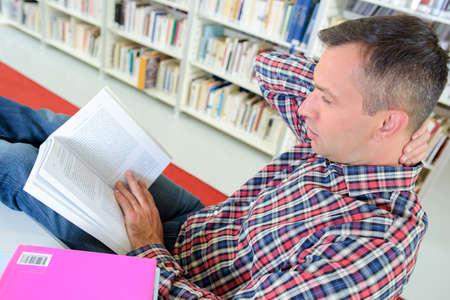avid: serious and avid reader
