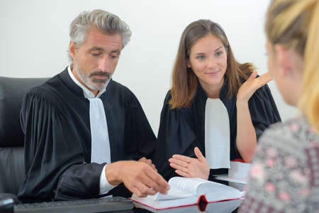 allegation: questioning the witness