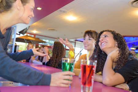 serf: conversation in a bar