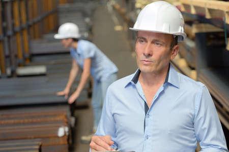 jobsite: metal fabrication company