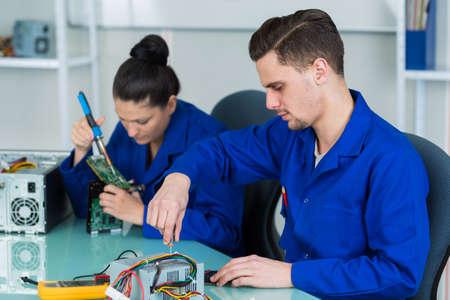 soldering-iron electronic equipment