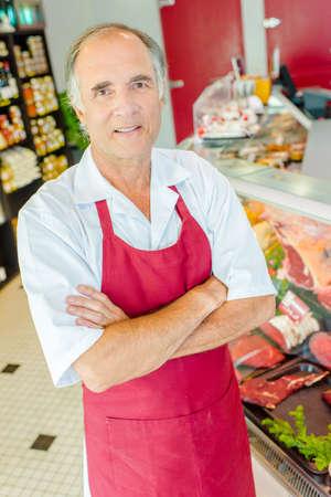looker: local confident butcher