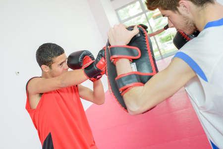 padding: punching partner