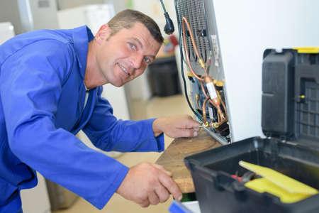 Technicien Banque d'images - 73850605