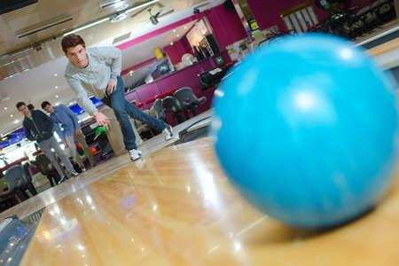 bowling Stok Fotoğraf