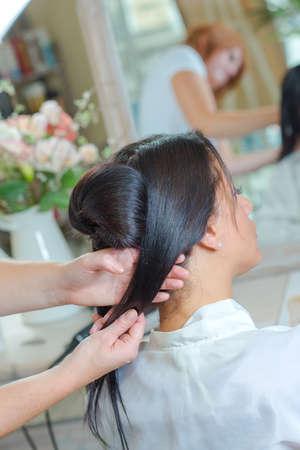 styler: hairdo