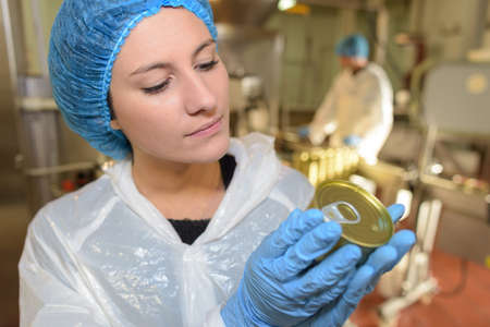 production quality inspection