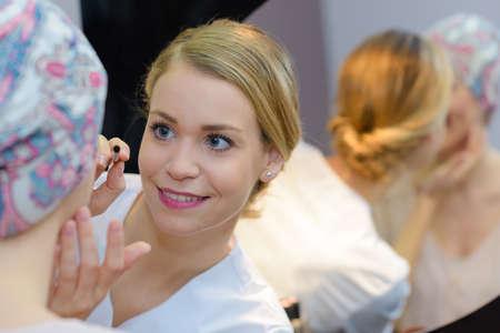 makeover: makeup make-over