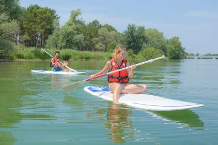 interest in paddle board