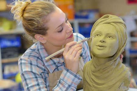 combines: almost perfect sculpture