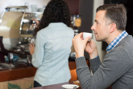 moderation: having a coffee break