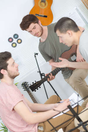 complicity: Young musicians composing and rehearsing