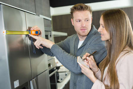 appliance: measuring an appliance