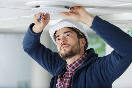 building regulations: installing the water sprinkler