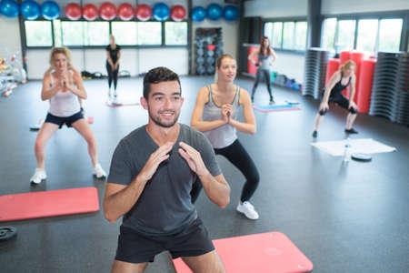 matt: the aerobics session