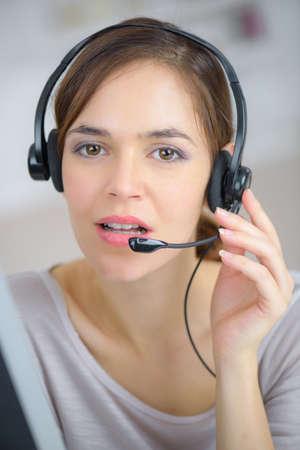 telephone customer service representative