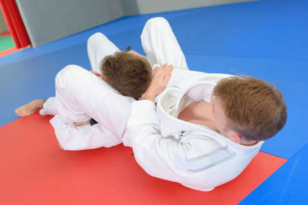 the grappling competition