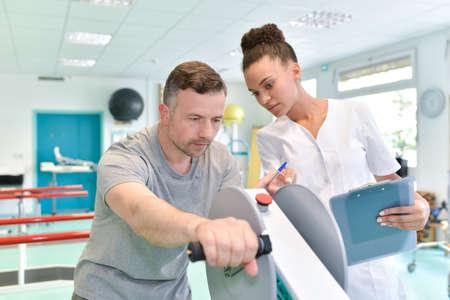 moderne revalidatie fysiotherapie
