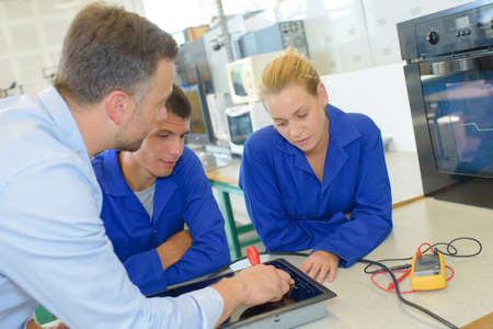 electrical apprentices