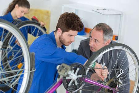 bike apprentice assembler