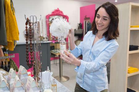 accessory boutique caretaker