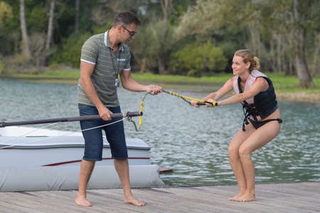 the wakeboarding coach