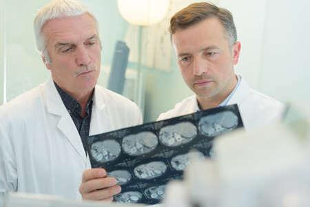 positive radiology result